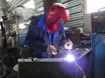 ремонт радиаторов автомобилей в Минске